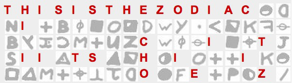 zodiac killer essays Zodiac killer order description write a forensic linguistic analysis of four letters that may/may not have been sent by the zodiac killer background.
